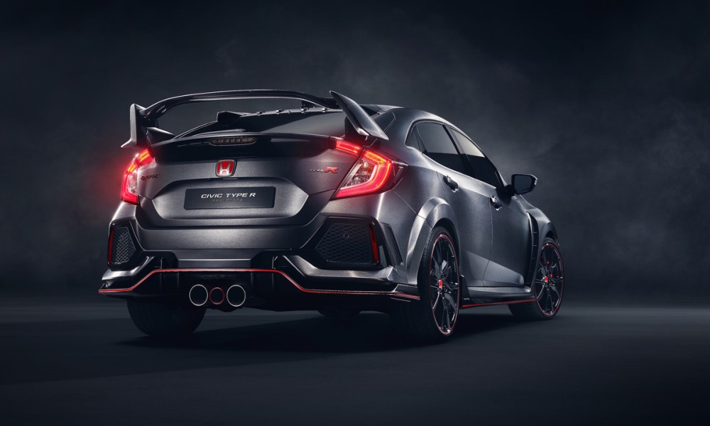 Next-gen Honda Civic Type R to gain an automatic CVT?
