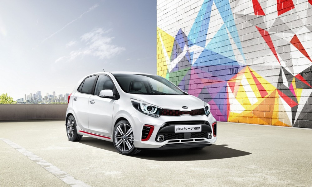 Kia releases some official images of the new Picanto