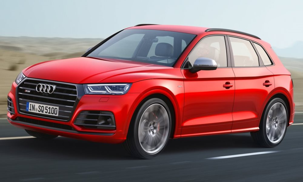 Audi SQ5 3,0 TFSI swaps supercharger for turbo