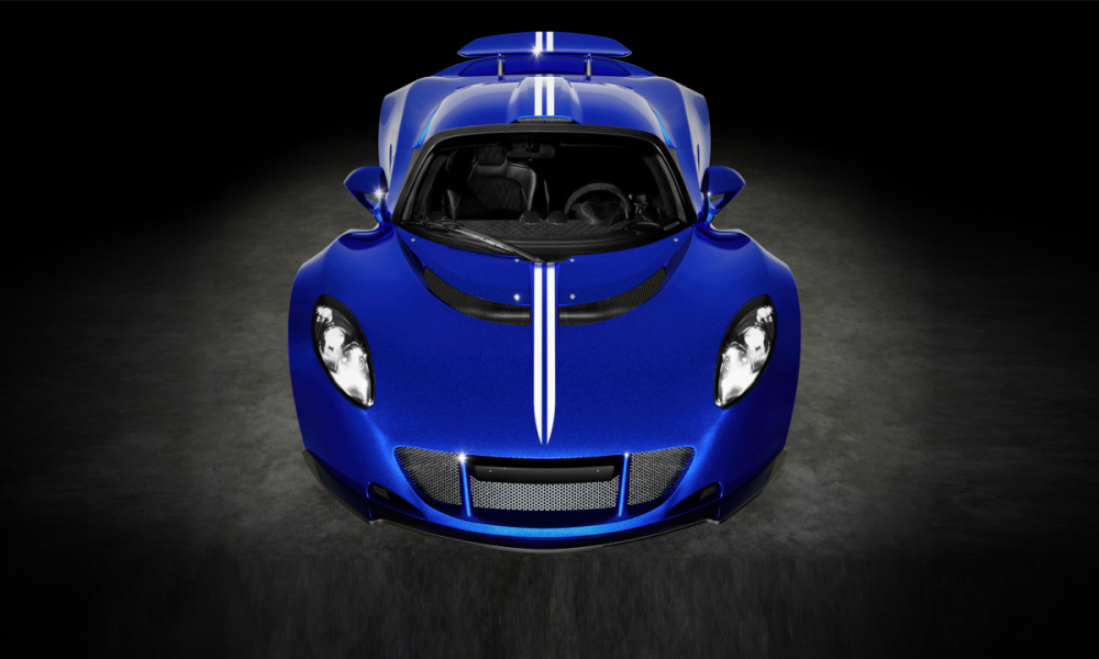 Hennessey Venom GT ends run with a Final Edition