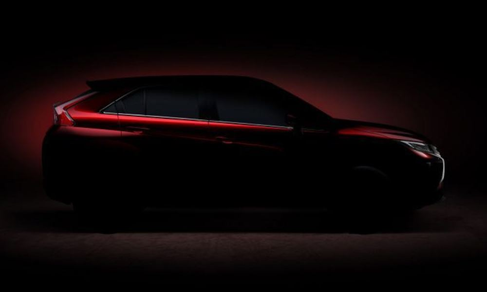 Mitsubishi teases its latest crossover