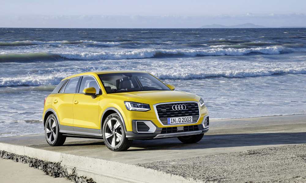 Here S The Starting Price Of The New Audi Q2 Car Magazine
