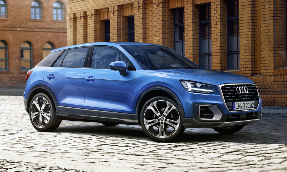 We have local pricing for the full Audi Q2 range... - CAR magazine