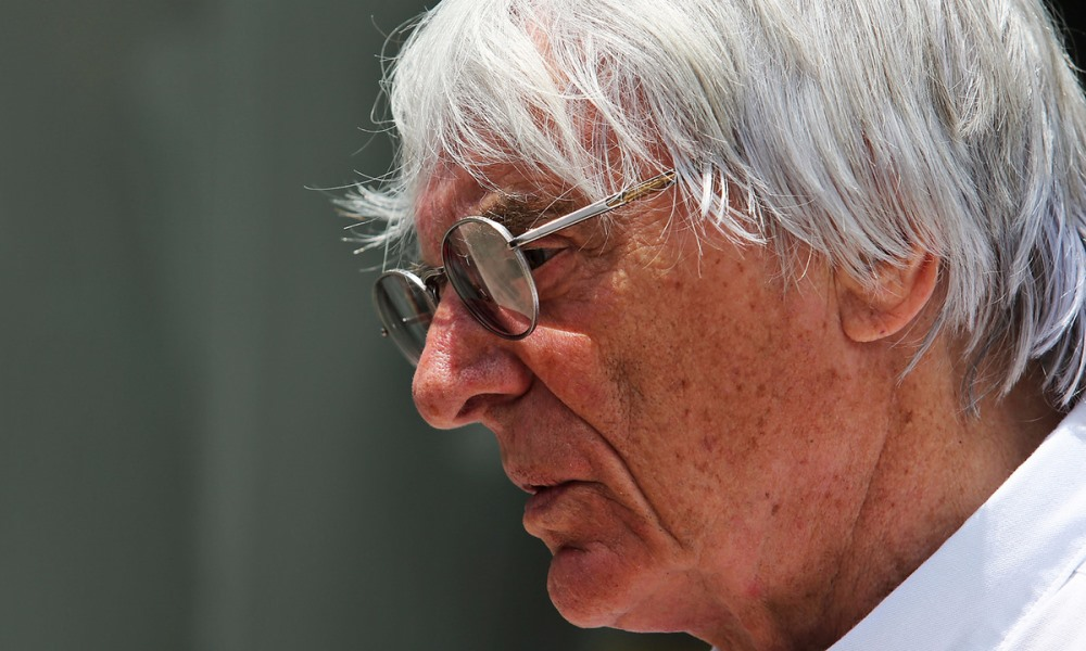 Bernie Ecclestone replaced as F1 CEO