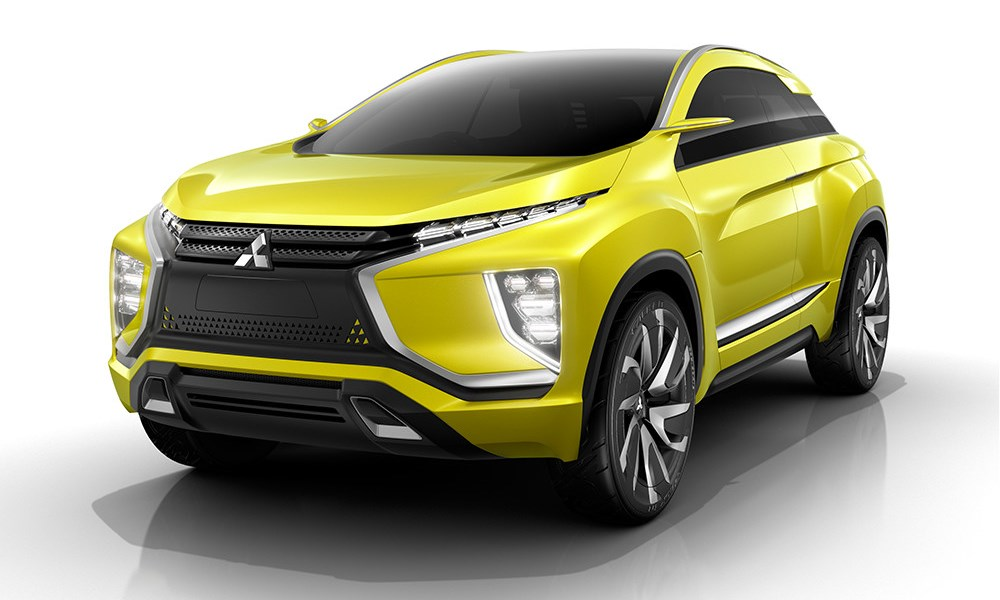 Mitsubishi Teases Its Latest Crossover Car Magazine