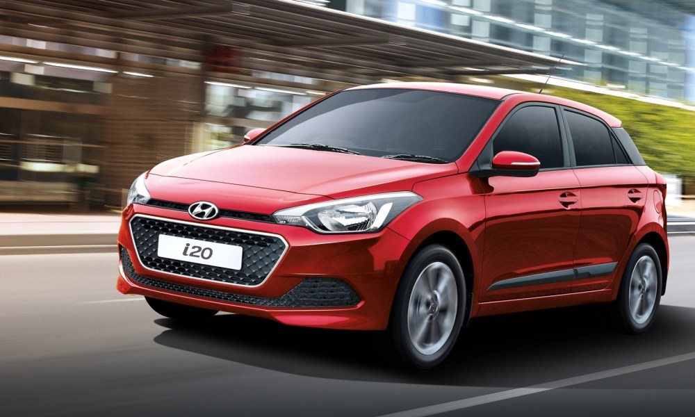 Hyundai Releases New Trim For I20 Range