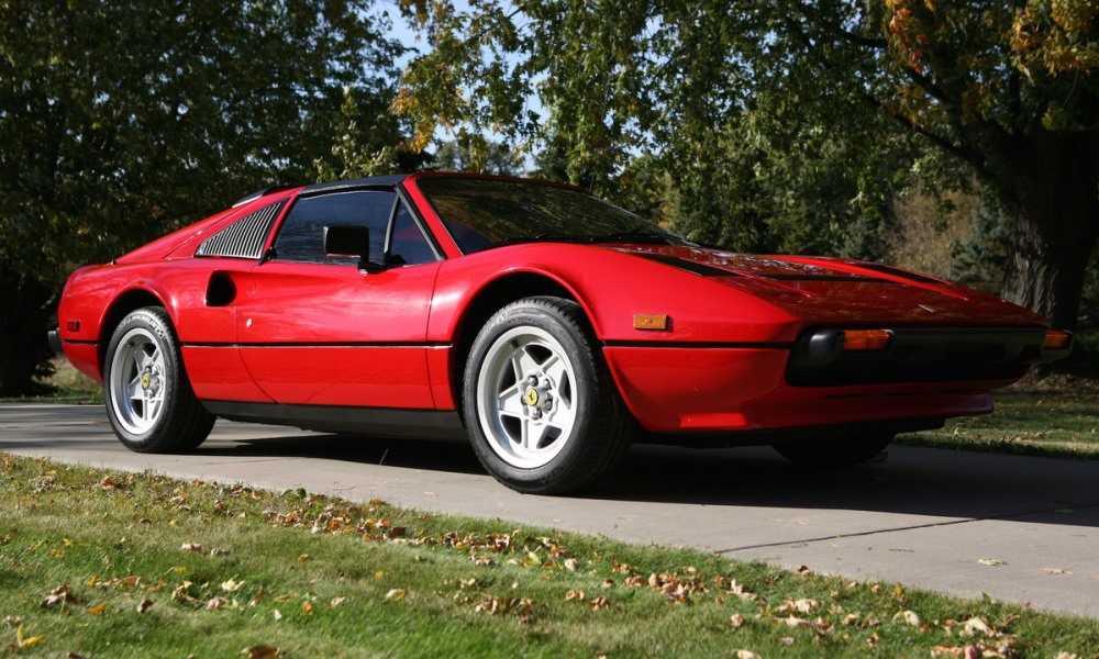 Magnum P.I.'s Ferrari 308 GTS is going up for sale