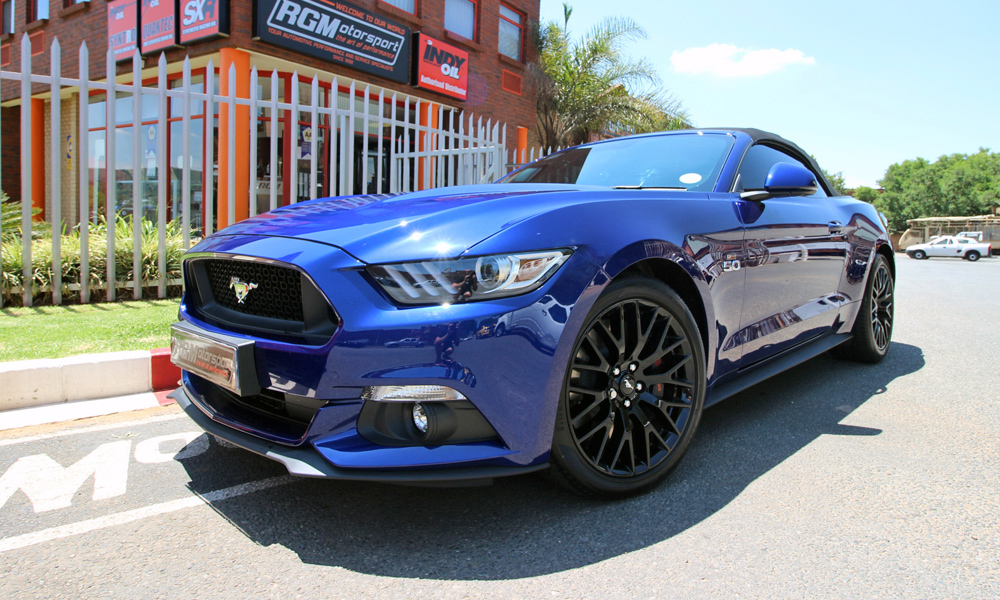 RGM Mustang GT Supercharged