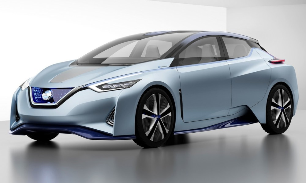 Next-gen Nissan Leaf to gain autonomous tech