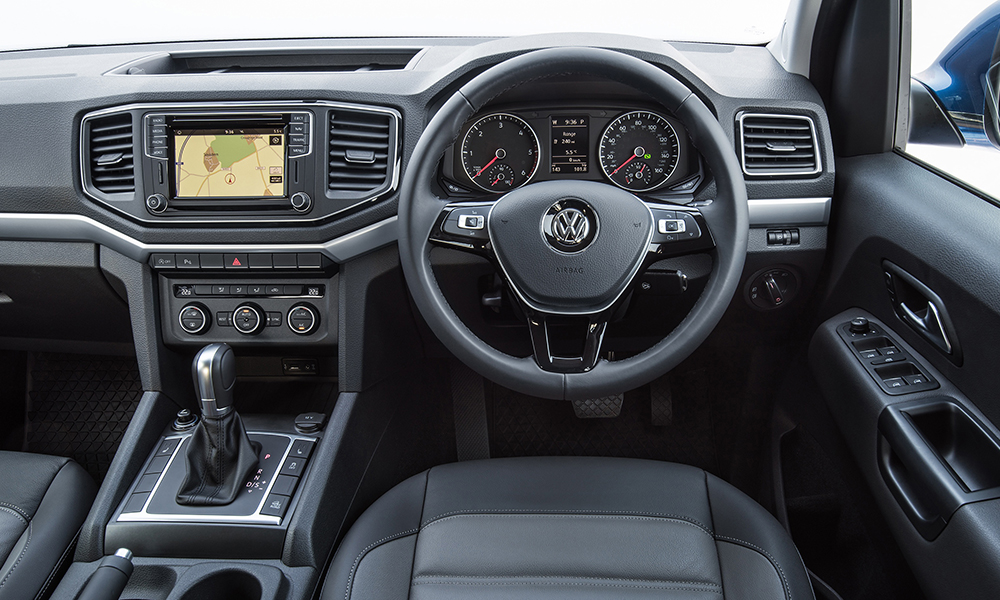 The visual differences are more stark inside, where the dash is more angular, the infotainment more modern and the seats electrically adjustable through 14 directions