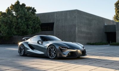 Toyota FT-1 Graphite Concept