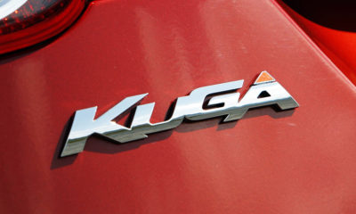 Ford Kuga badge