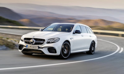 Mercedes-AMG E63 S 4Matic+ Estate