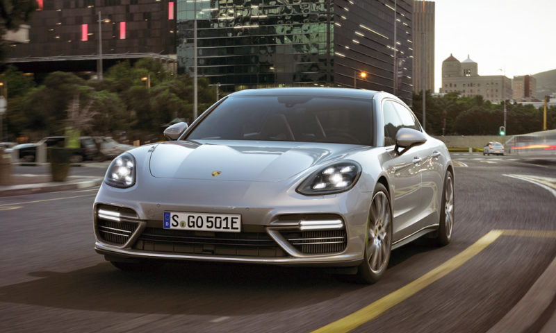 Porsche Panamera Turbo S E Hybrid Executive
