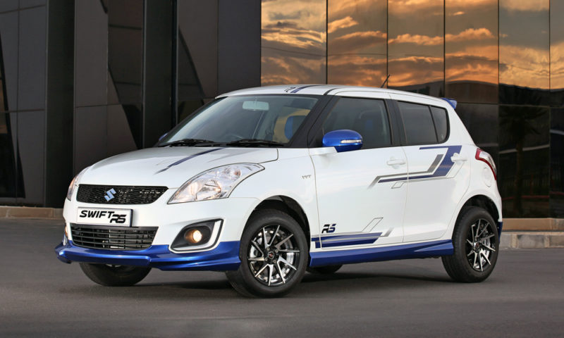 Suzuki Swift 1,2 RS
