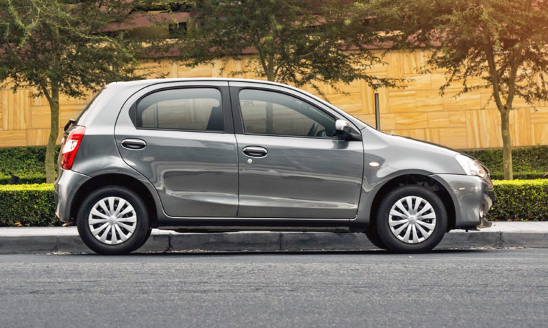 Toyota Etios Moved Up The Best Selling List