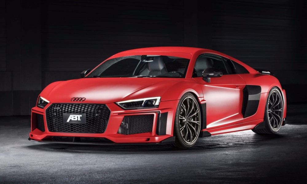 ABT R8 front