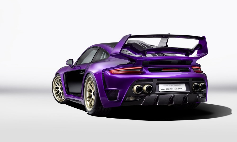 Gemballa Avalanche rear