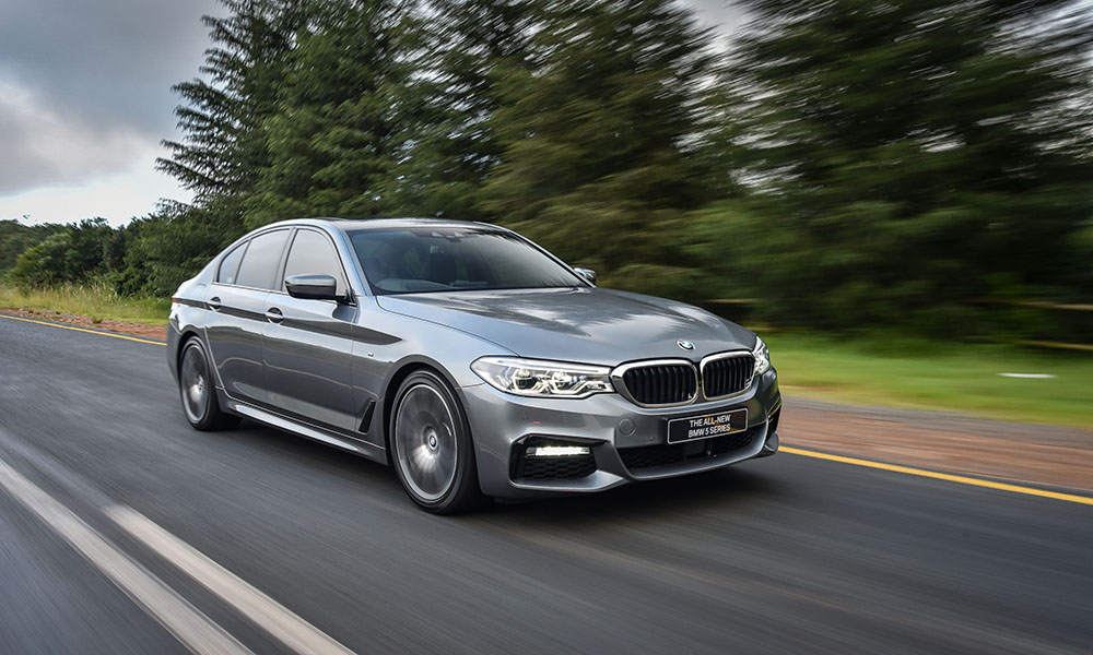 BMW's seventh-generation 5 Series has arrived in SA