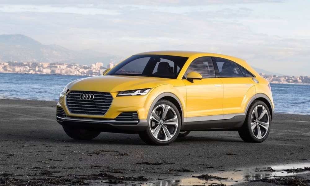 Audi Q And Q To Fill Gaps In Brands SUV Lineup CAR Magazine - Audi car line