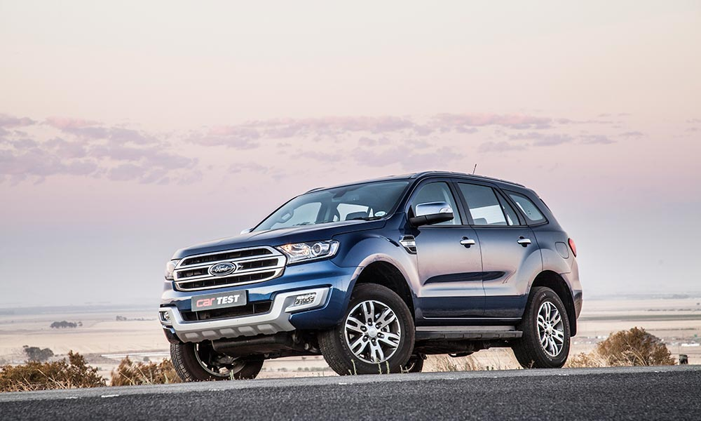 Can the Ford Everest take on the big-selling Toyota Fortuner?