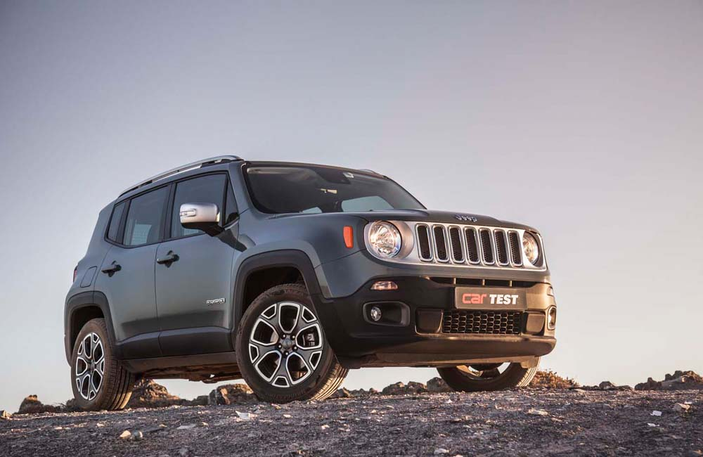 driven jeep renegade 1 4l t 4x4 limited car magazine. Black Bedroom Furniture Sets. Home Design Ideas