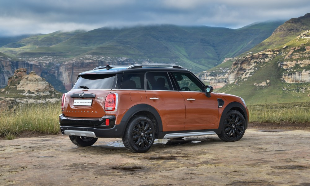 At first glance, the Cooper Countryman may seem expensive.