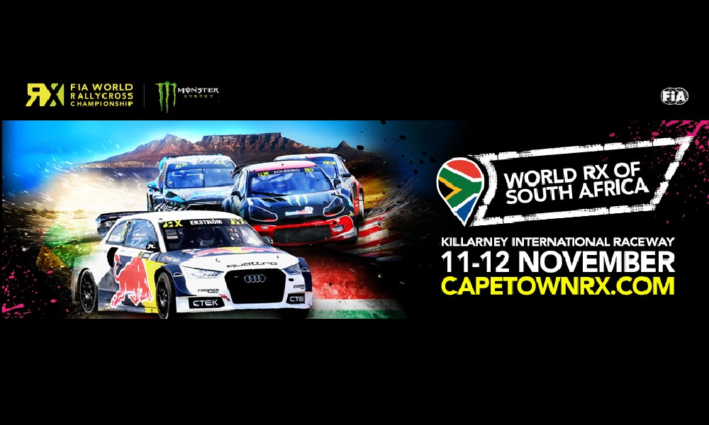 FIA World Rallycross of SA