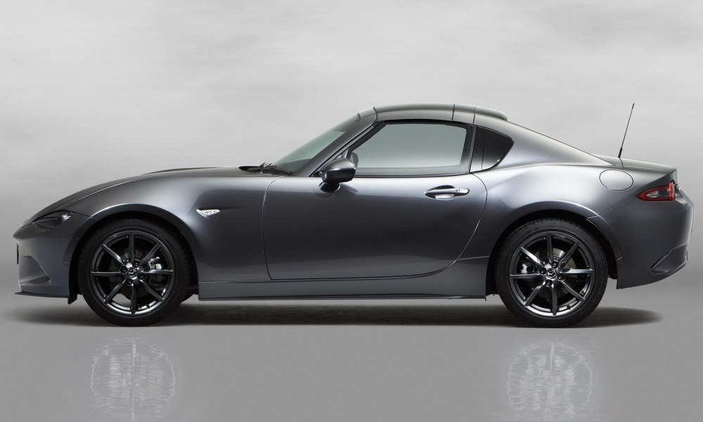 MX-5 RF profile