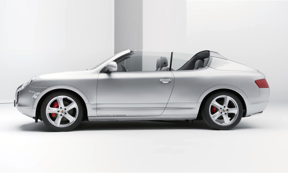 This puts into question whether Porsche will ever build a cabriolet SUV.