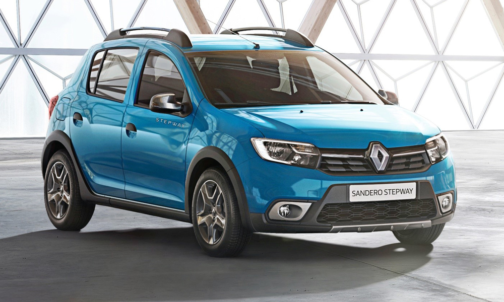 updated renault sandero hits sa check out pricing car magazine. Black Bedroom Furniture Sets. Home Design Ideas