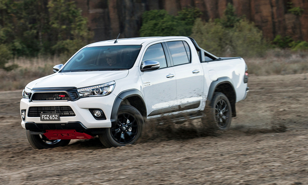 Toyota Hilux Trd In The Pipeline For South Africa Car