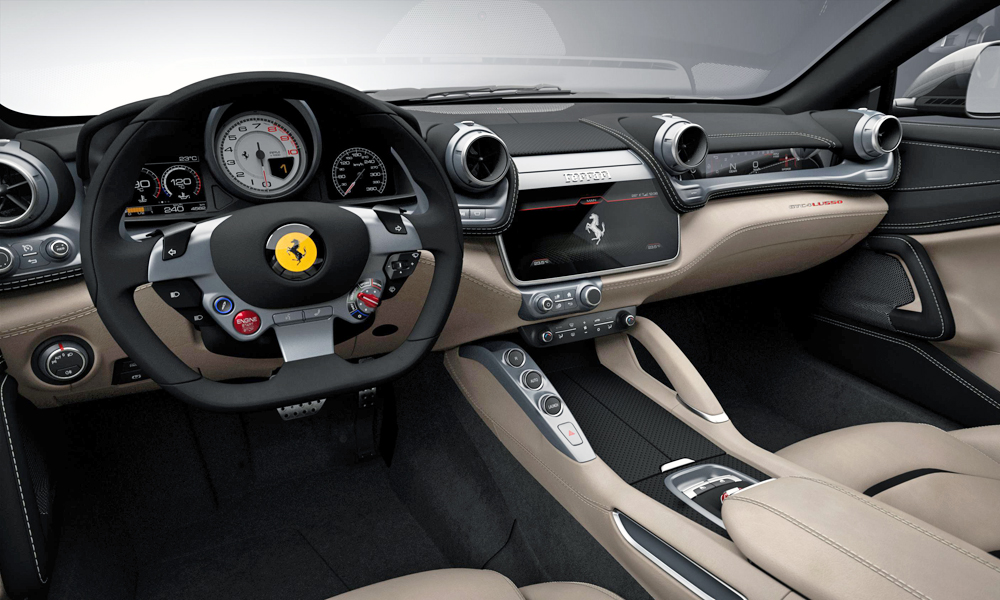 Here S How Much The Ferrari Gtc4lusso Costs In Sa Car