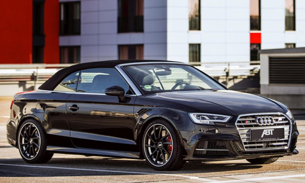 abt reveals 294 kw package for the audi s3 cabriolet car magazine. Black Bedroom Furniture Sets. Home Design Ideas