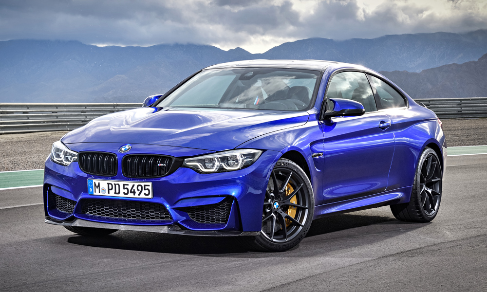 The BMW M4 CS is headed to SA in the third quarter of 2017.
