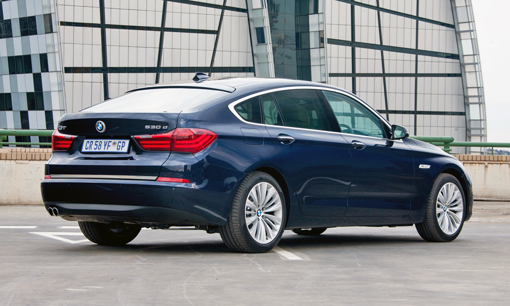 The Bmw 5 Series Gt Has Just Been Scrapped In Sa Car Magazine