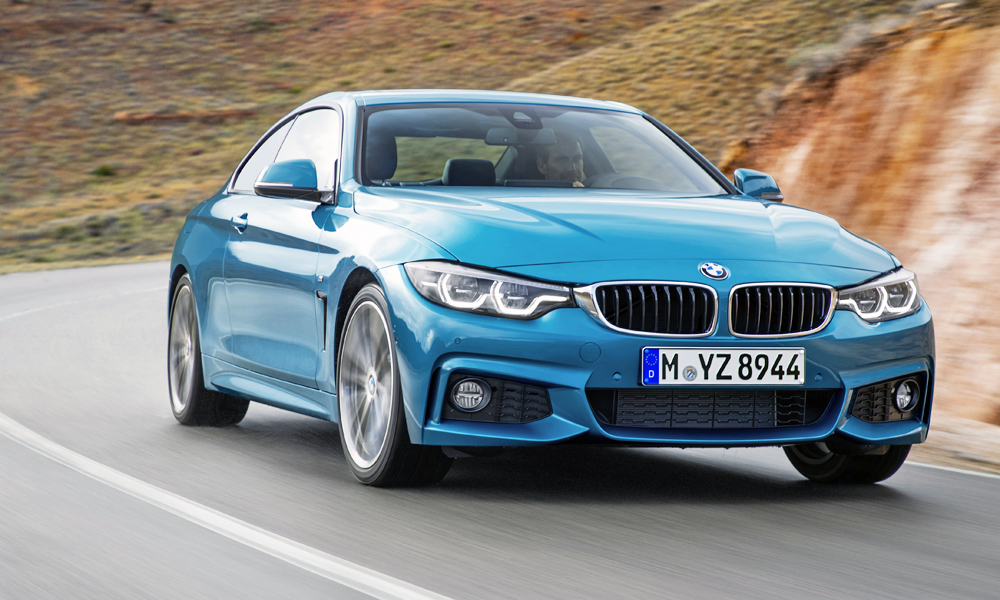 we have pricing for the updated bmw 4 series range car magazine. Black Bedroom Furniture Sets. Home Design Ideas
