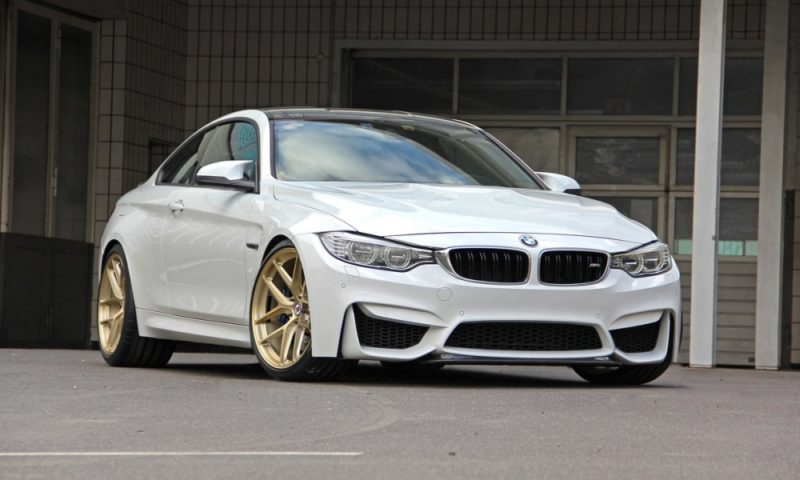 Alpha-N Performance BMW M4 CRT front