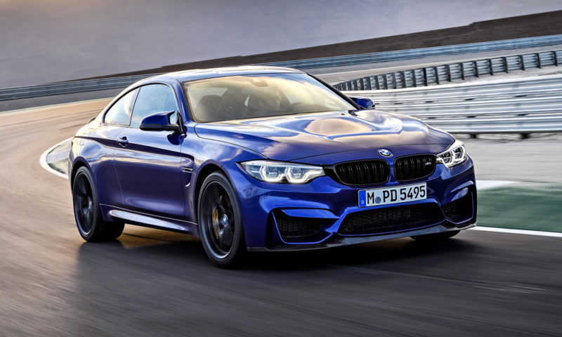 Here S How Many Bmw M4 Cs Units Will Be Built Car Magazine