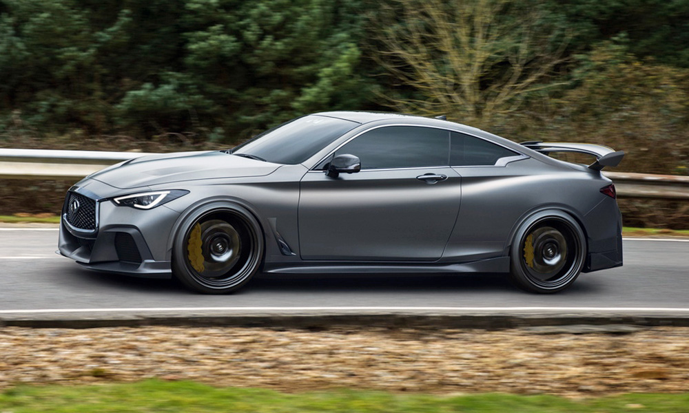Expect the production version to take on the BMW M4 and Mercedes-AMG C63 Coupé.