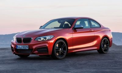BMW M240i Coupe front