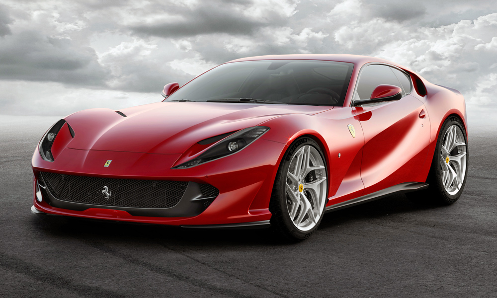 here 39 s how many cars ferrari sold in q1 2017 car magazine. Black Bedroom Furniture Sets. Home Design Ideas