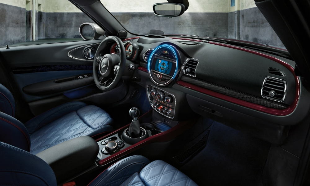 Updates have also been made to the interior all models.