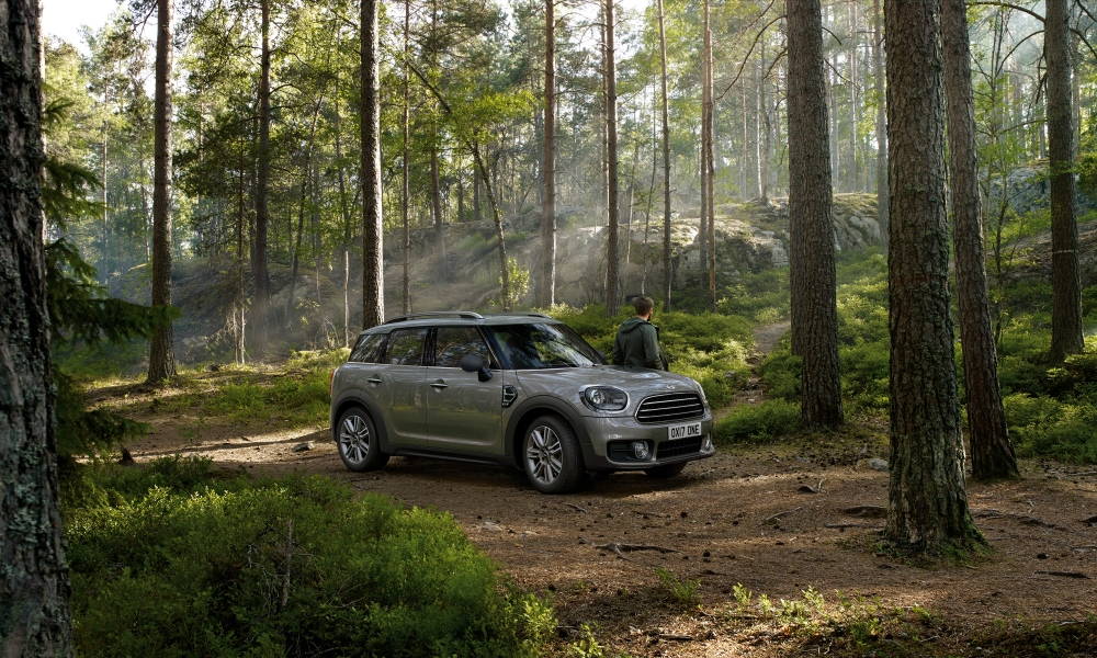 Mini has revealed this as an entry-level model to the Countryman range.