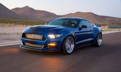 Shelby Super Snake front