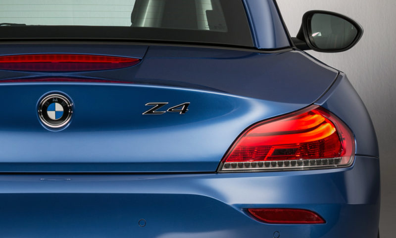 BMW Z4 badge to return?