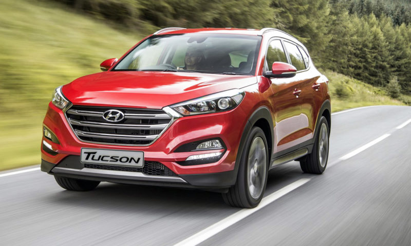 Hyundai Reportedly Plans To Build A Performance, N Badged Version Of Its  Tucson.
