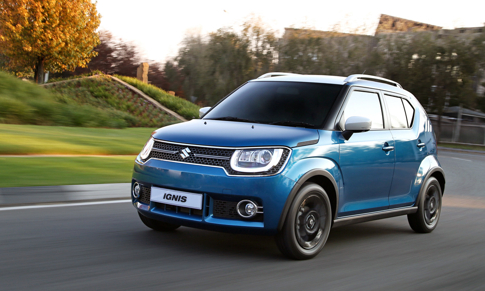 The cheerful new Suzuki Ignis has come bounding in SA.