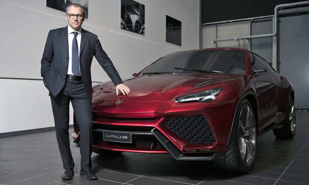 how much power the lamborghini urus will make car magazine. Black Bedroom Furniture Sets. Home Design Ideas