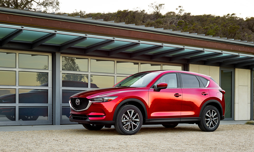 driven: mazda cx-5 2,0 dynamic auto - car magazine